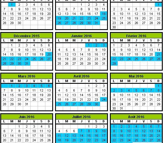 Dates vacances noel le blog dernier voyage - Date des vacances de noel 2017 ...
