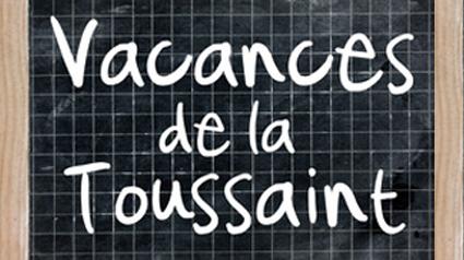 Vacances de toussaint dates le blog dernier voyage for Dates vacances scolaires 2014