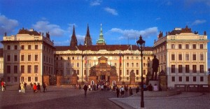 chateau-prague